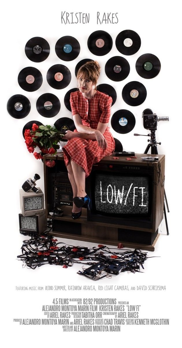 Be sure to check out Low/Fi, screening at the 2015 Filmstock Film Festival!