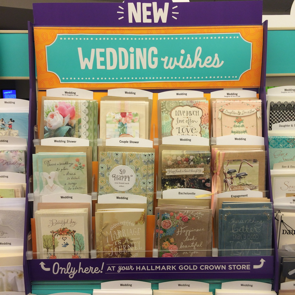 Collection in Hallmark's Gold Crown Stores