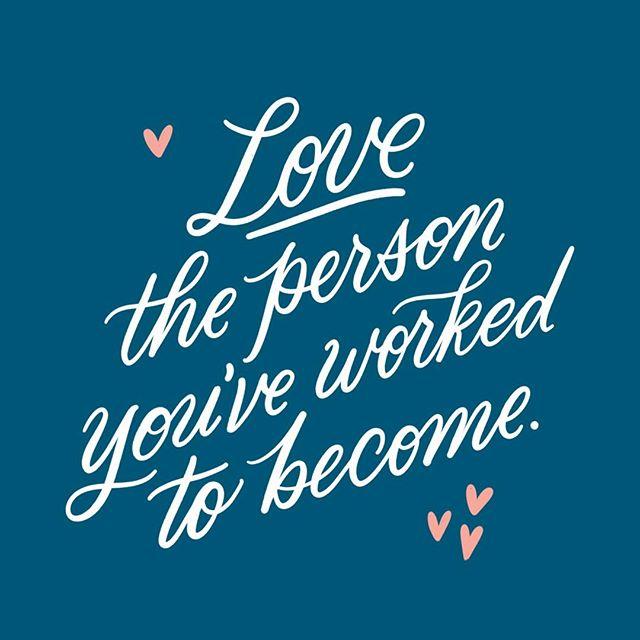 This 🙌. #SelfCare #SelfLove #CareEnough