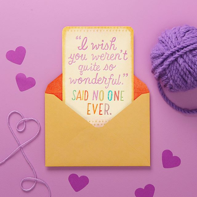 Tag someone wonderful🤗. And don't forget, it's FREE card Friday every Friday now through March 22. Stop by any of our @hallmarkstores on Fridays for your free Just Because card💌. No strings attached, no purchase necessary, just sign up to be a Crown Rewards member if you aren't already😊. #JustBecause #FreeCardFriday #GreetingCards