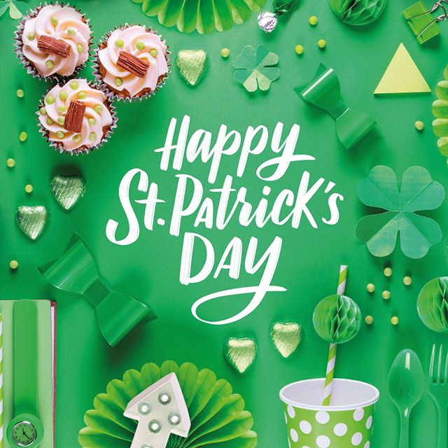 Happy St. Patrick's Day ☘️! Wishing everyone the luck of the Irish today and everyday 💚. #StPatricksDay #HappyStPatricksDay #StPaddysDay