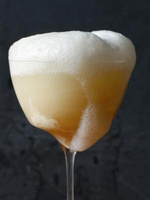 Champagne au soyer