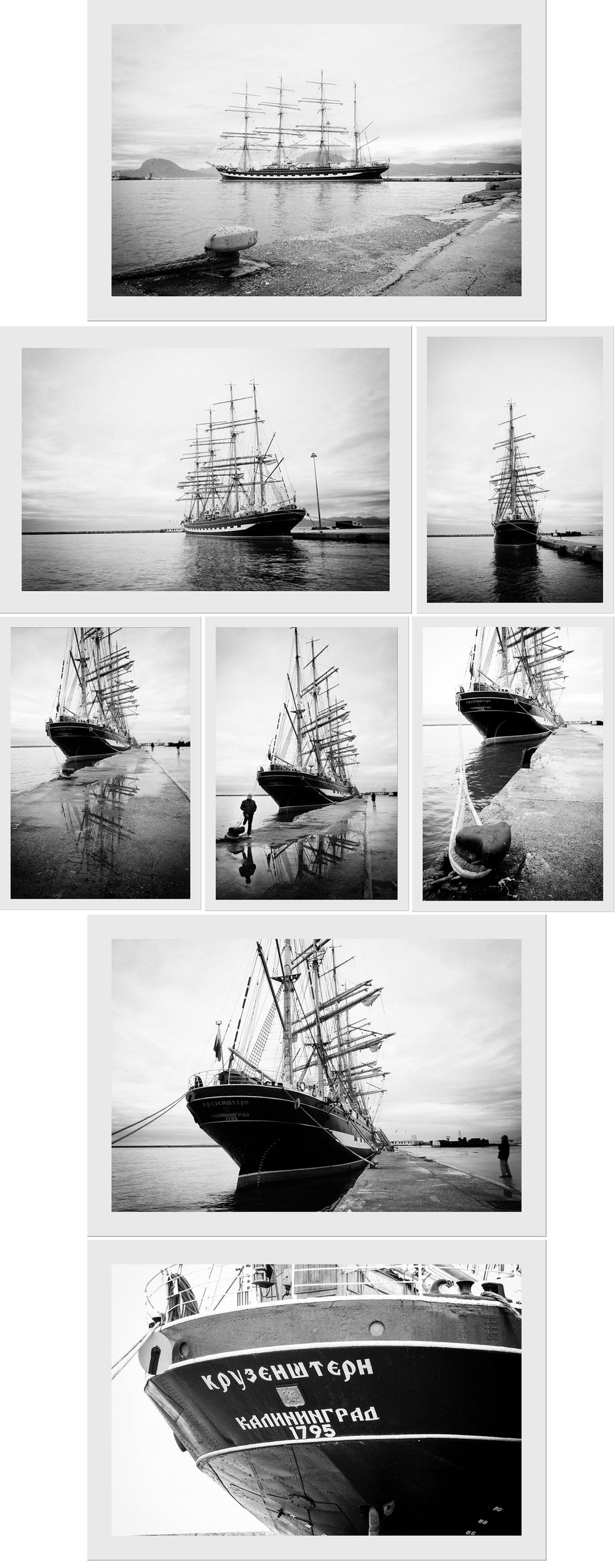 IOANNIS ANDRIOPOULOS PHOTOGRAPHY PATRA KRUZENSHTERN