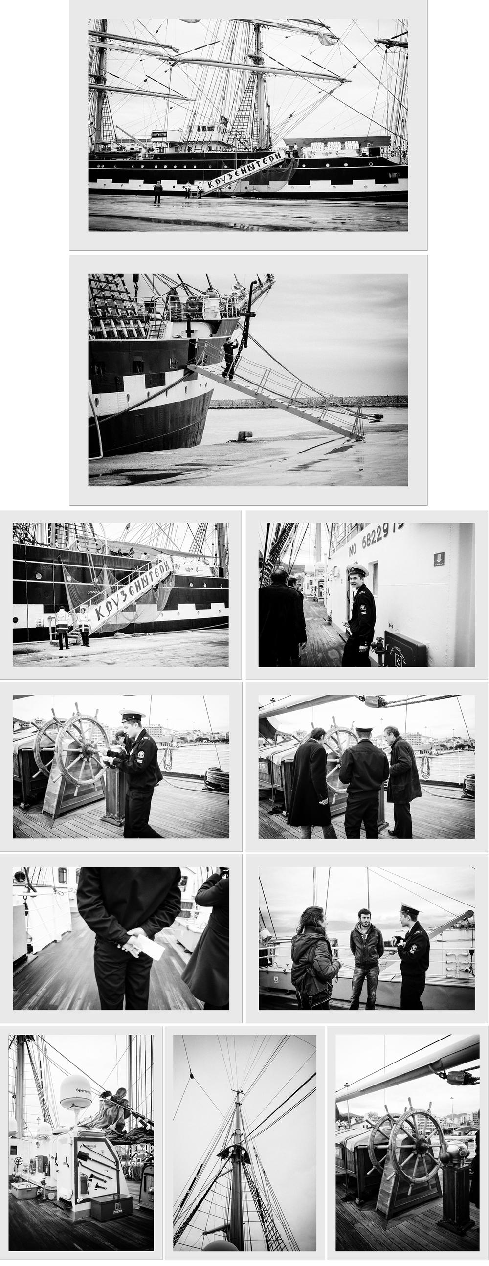 IOANNIS ANDRIOPOULOS PHOTOGRAPHY KRUZENSHTERN PATRA GREECE