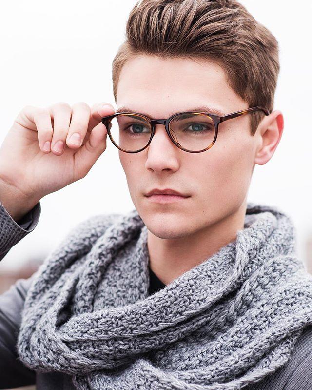 Coleman.  #model @colemanannison #mensfashion #menswear #mensstyle #winterfashion #fallfashion #eyewear #specs #warbyparker #nyc #newyork #newyorkcity #upperwestside #lovewhatyoudo