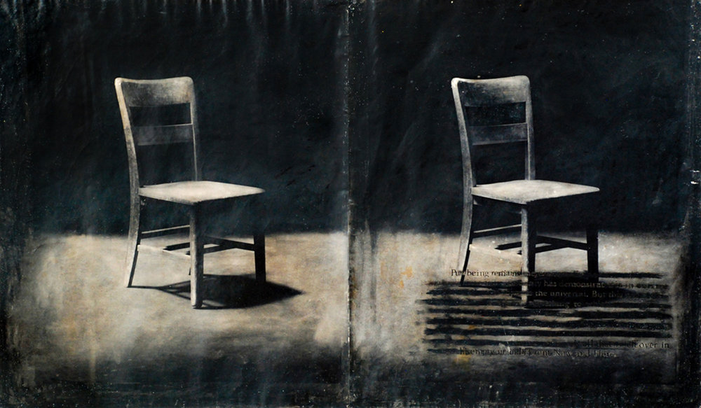 Hegel's Chairs (Pure Being Remains)