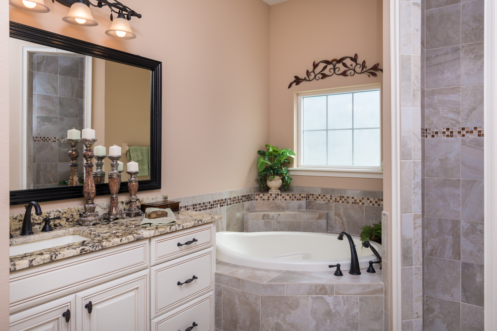 Villa Verde Master Bath