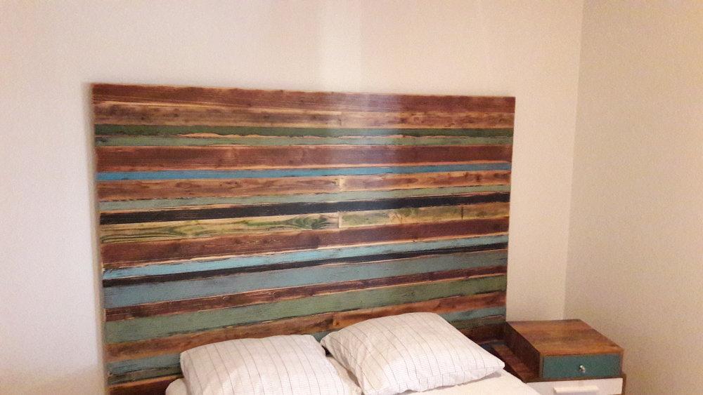 Inspiration: Endnu en Woodliving-gavl