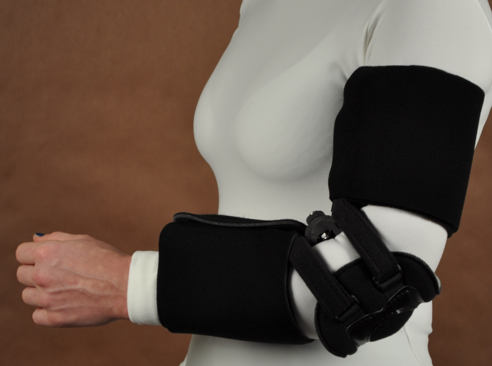 The EMO Elbow Management Orthosis