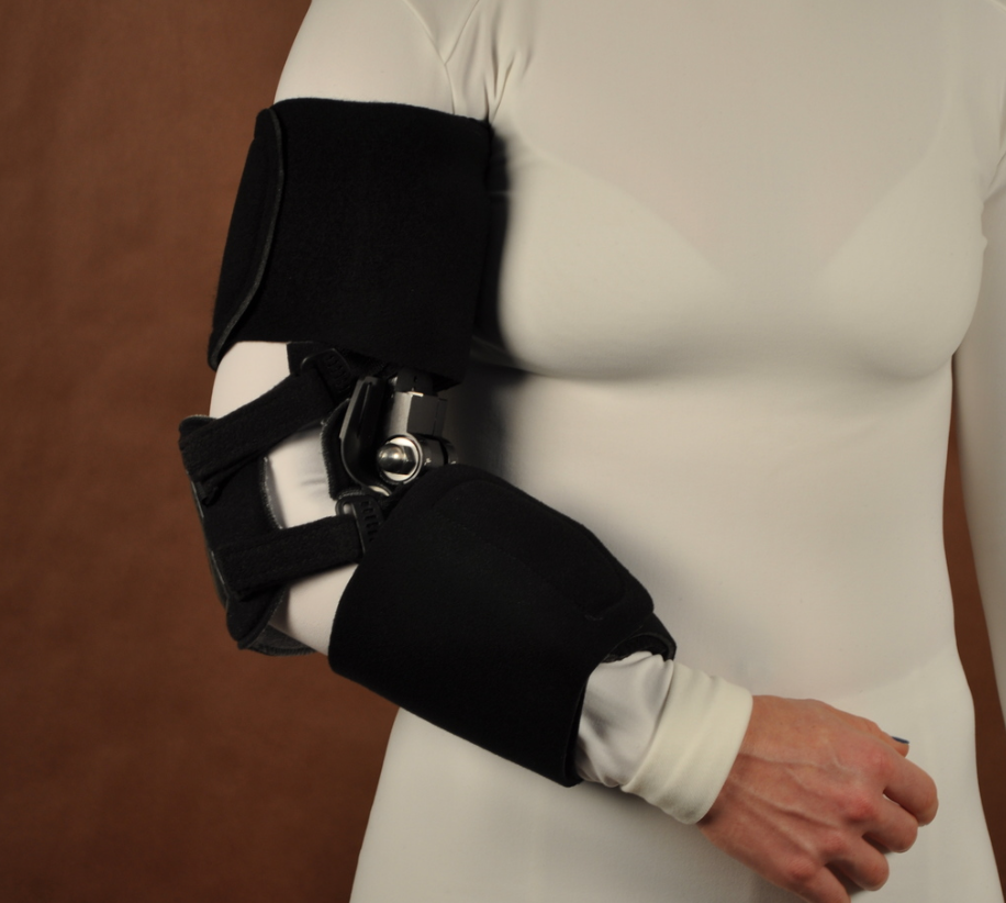 The E-ROM orthosis