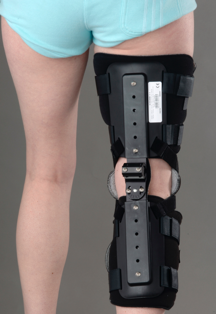 960 KMO V-V (Knee management orthosis with valgus/varus adjustment