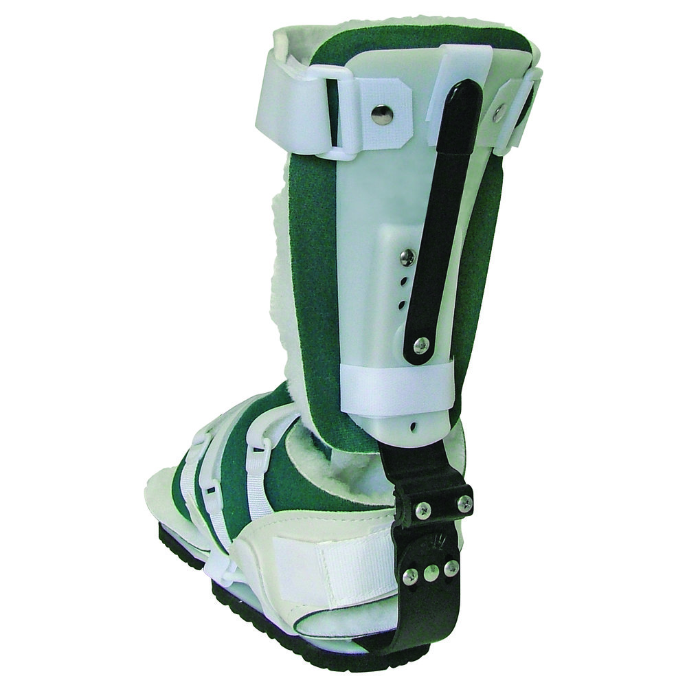 Showing the posterior aspect of the 653SKG orthosis
