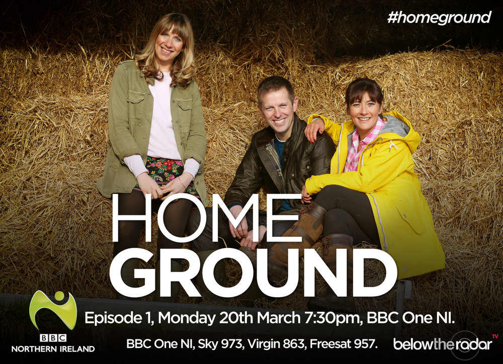 Home Ground - Series for BBC One NI