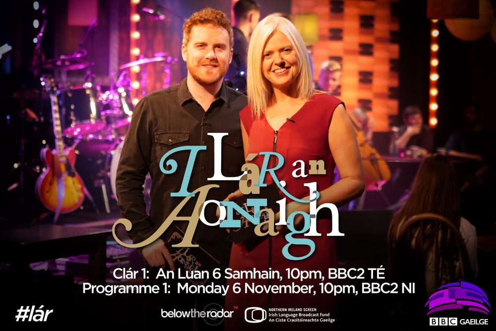 I Lár an Aonaigh - Series for BBC Two NI