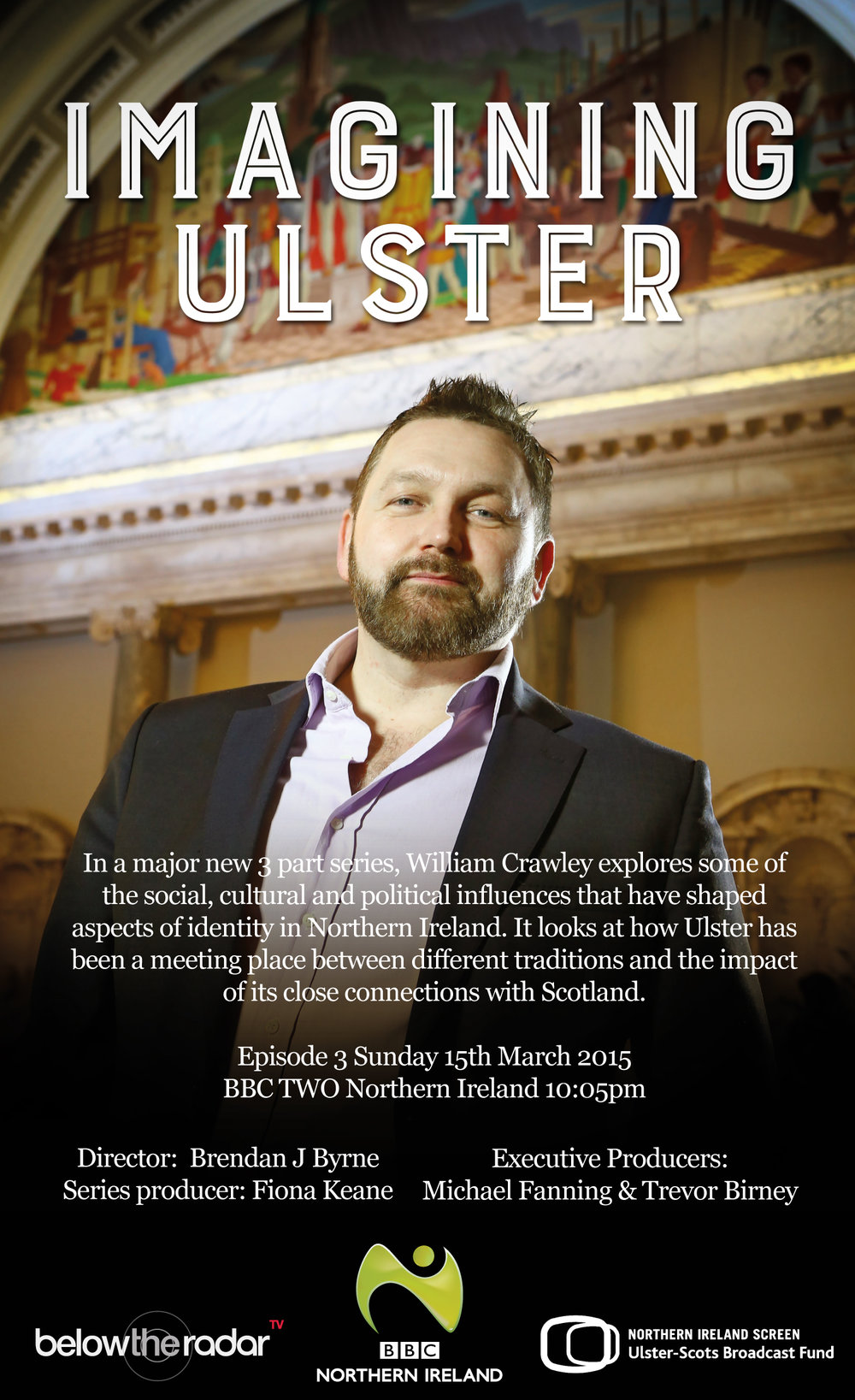 Imagining Ulster - Series for BBC Two NI
