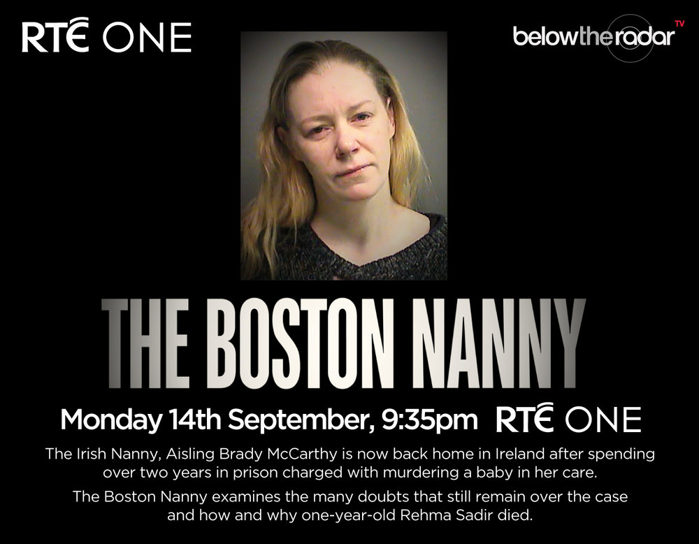 The Boston Nanny - RTE One