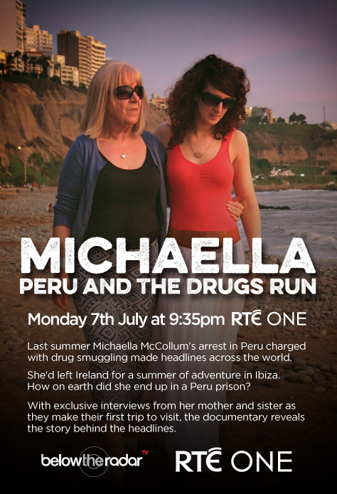 Michaella: Peru and the drugs run - RTE One
