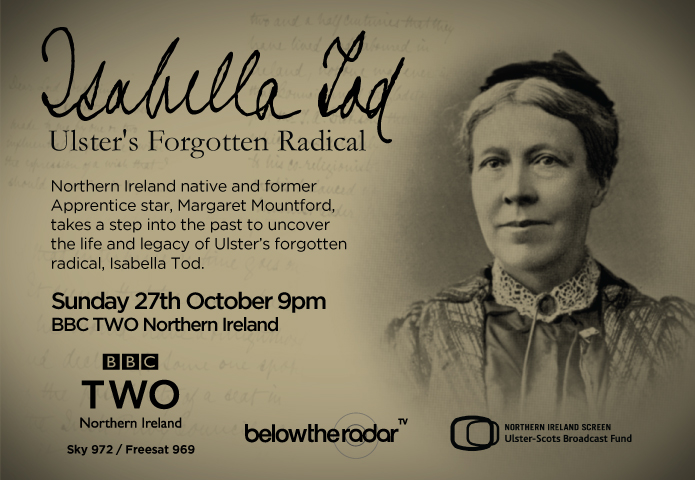 Isabella Tod: Ulster's Forgotten Radical - BBC Two NI