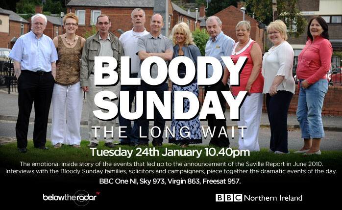 Bloody Sunday: The Long Wait - BBC One NI