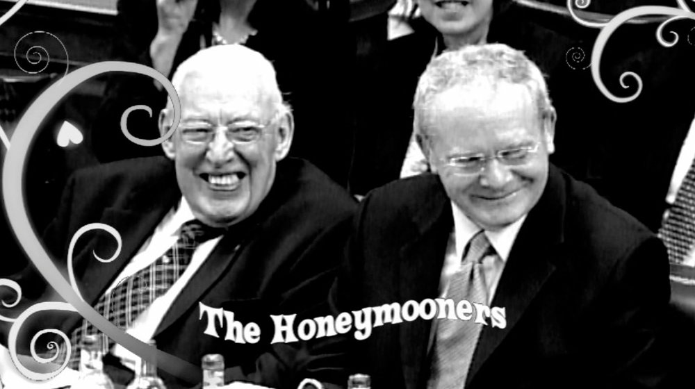 The Honeymooners - BBC One NI