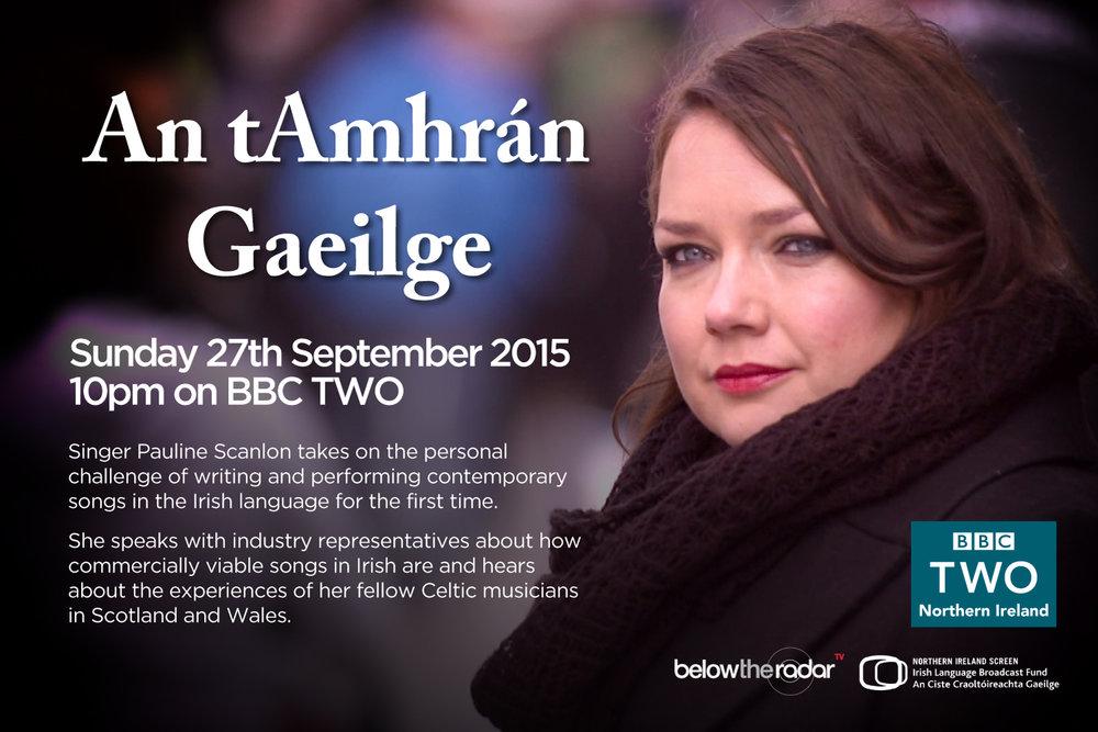 An tAmhrán Gaeilge - BBC Two NI