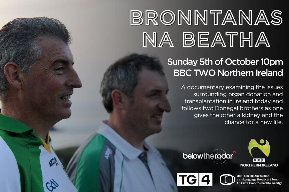 Bronntanas na Beatha - BBC One NI / TG4