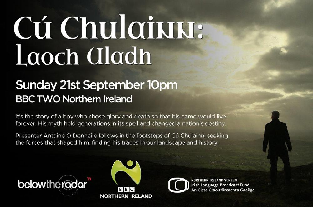 Cú Chulainn: Laoch Uladh - BBC Two NI