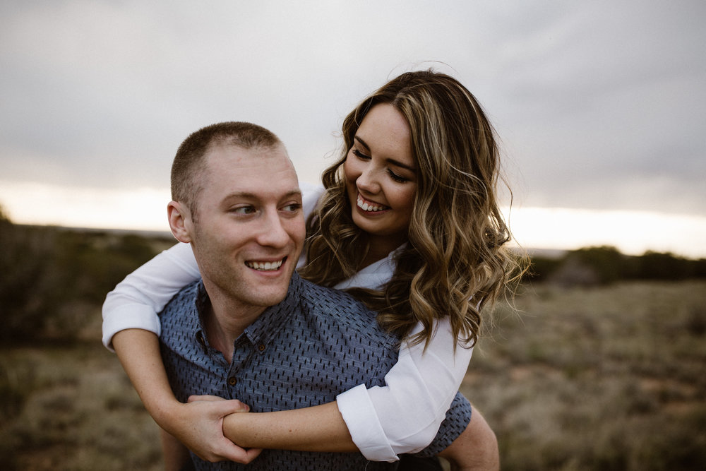 Mackenzie & Nathan | Engagement | Placitas, NM