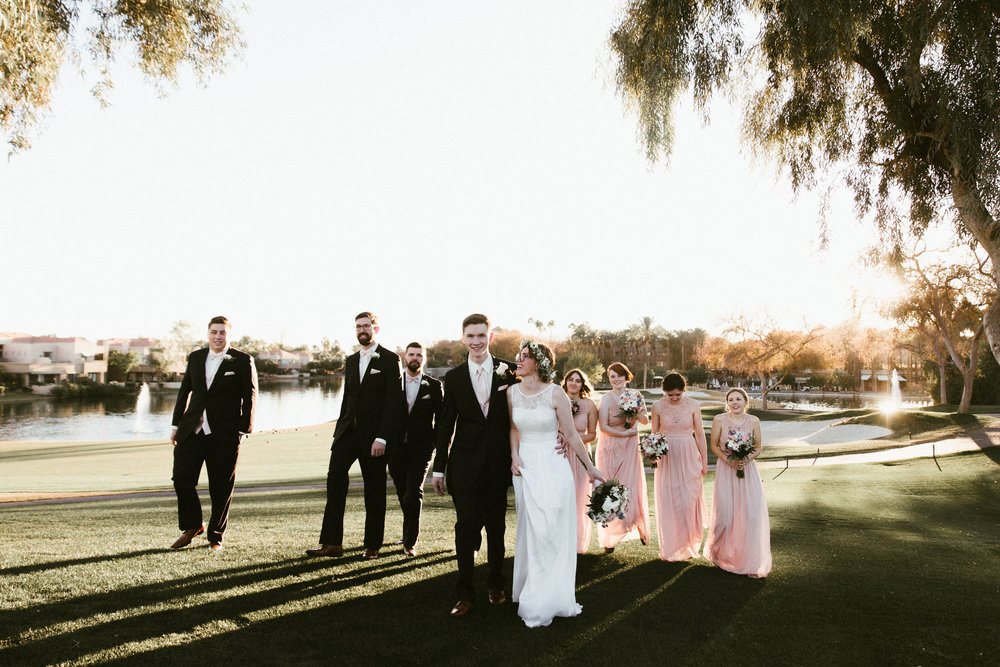 Jamey & Thomas | Wedding | Scottsdale, AZ