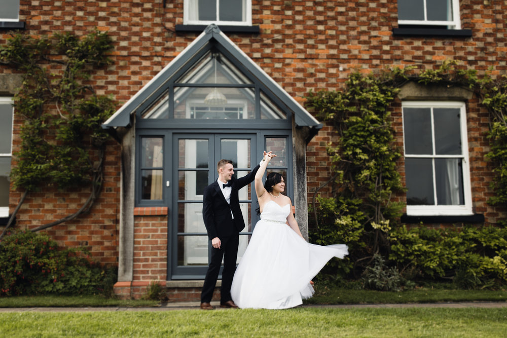 Leslie & William | Wedding | England