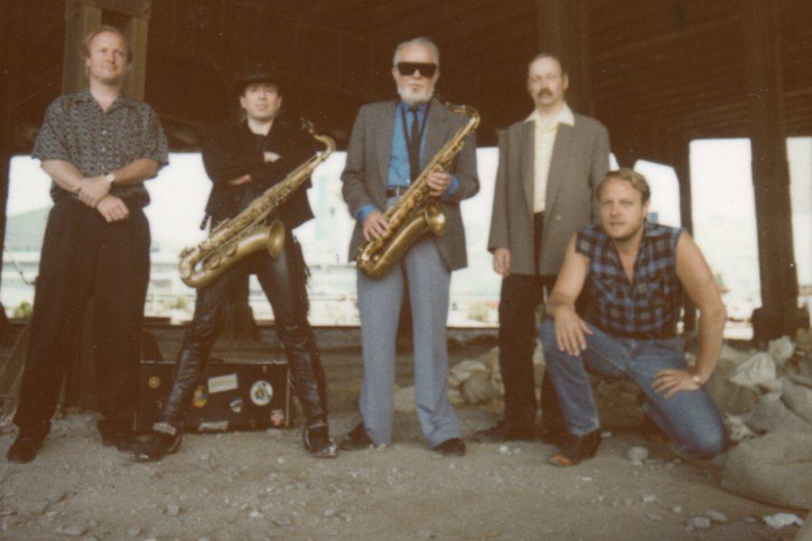 Hal Russell NRG Ensemble