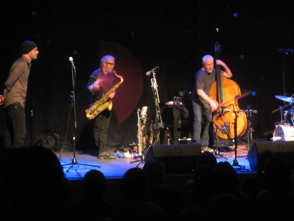 """Boys Will Be Boys"" Jazzwerkstatt, Bern Switzerland 2014"