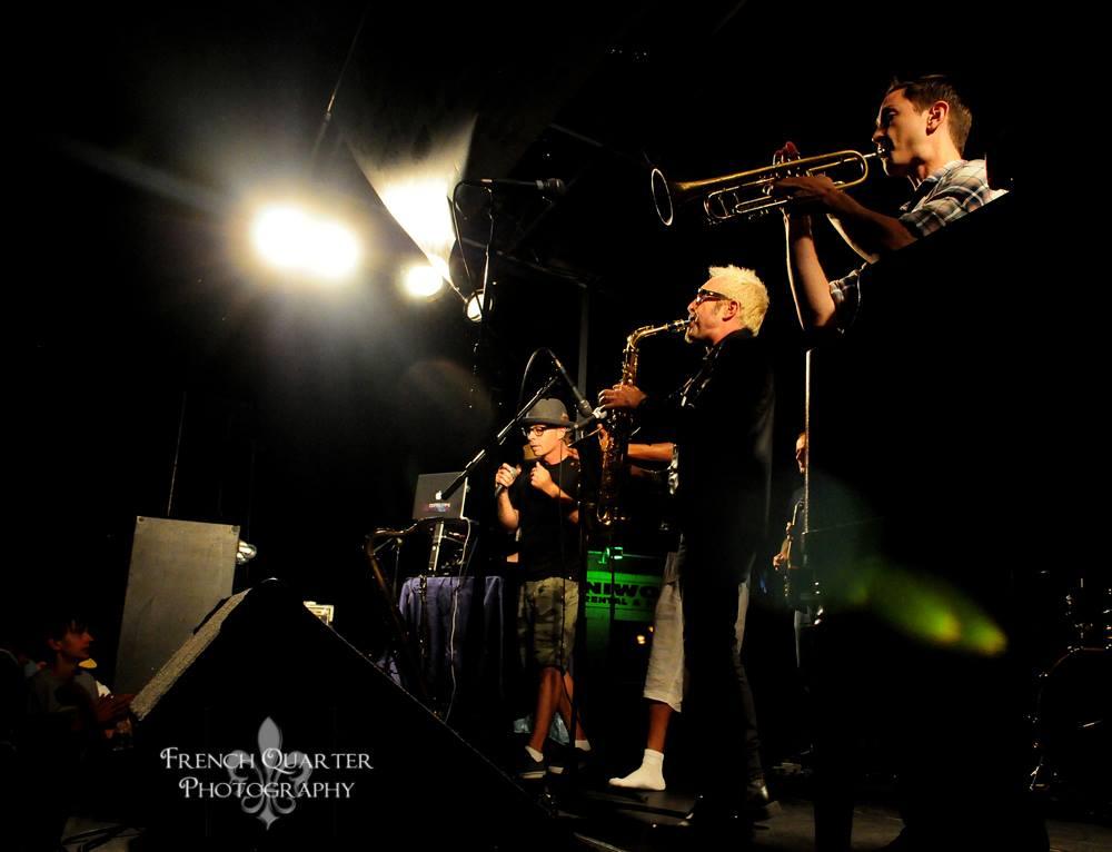 LIQUID SOUL, Niwot Jazz Festival 2014