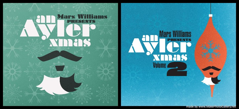 Ayler Xmas (Both CD covers comp).jpg