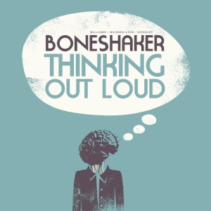 BONESHAKER LP / CD on TROST RECORDS