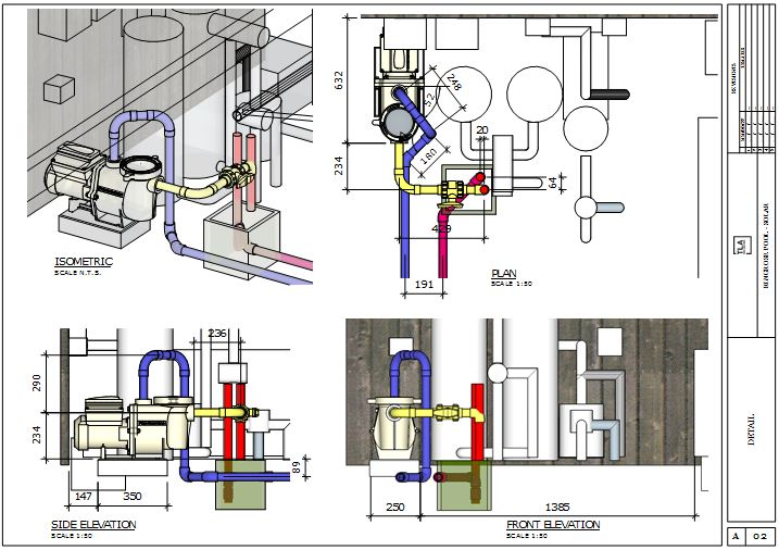 PDF Documentation - New Pipework