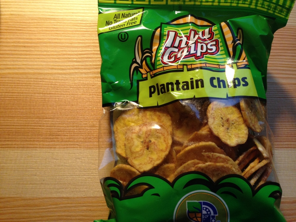 my kids love these plantain chips, i usually always have these around as i order through amazon.