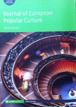 Llinares, D., Philip, F., & Thompson, Z. 'Editorial: Austere Cultures/Cultures of Austerity',  Journal of European Popular Culture,  Vol 3 (1) (November, 2012).