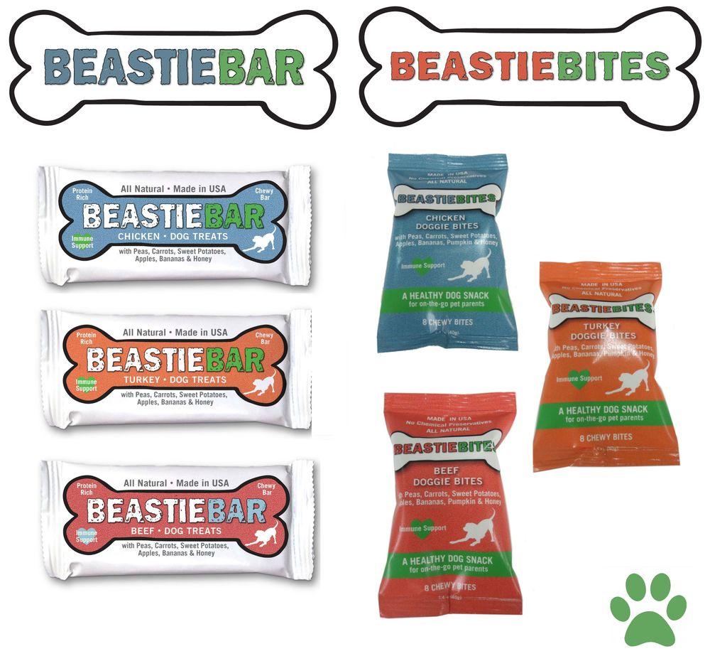 Beastie Bar Beastie Bites
