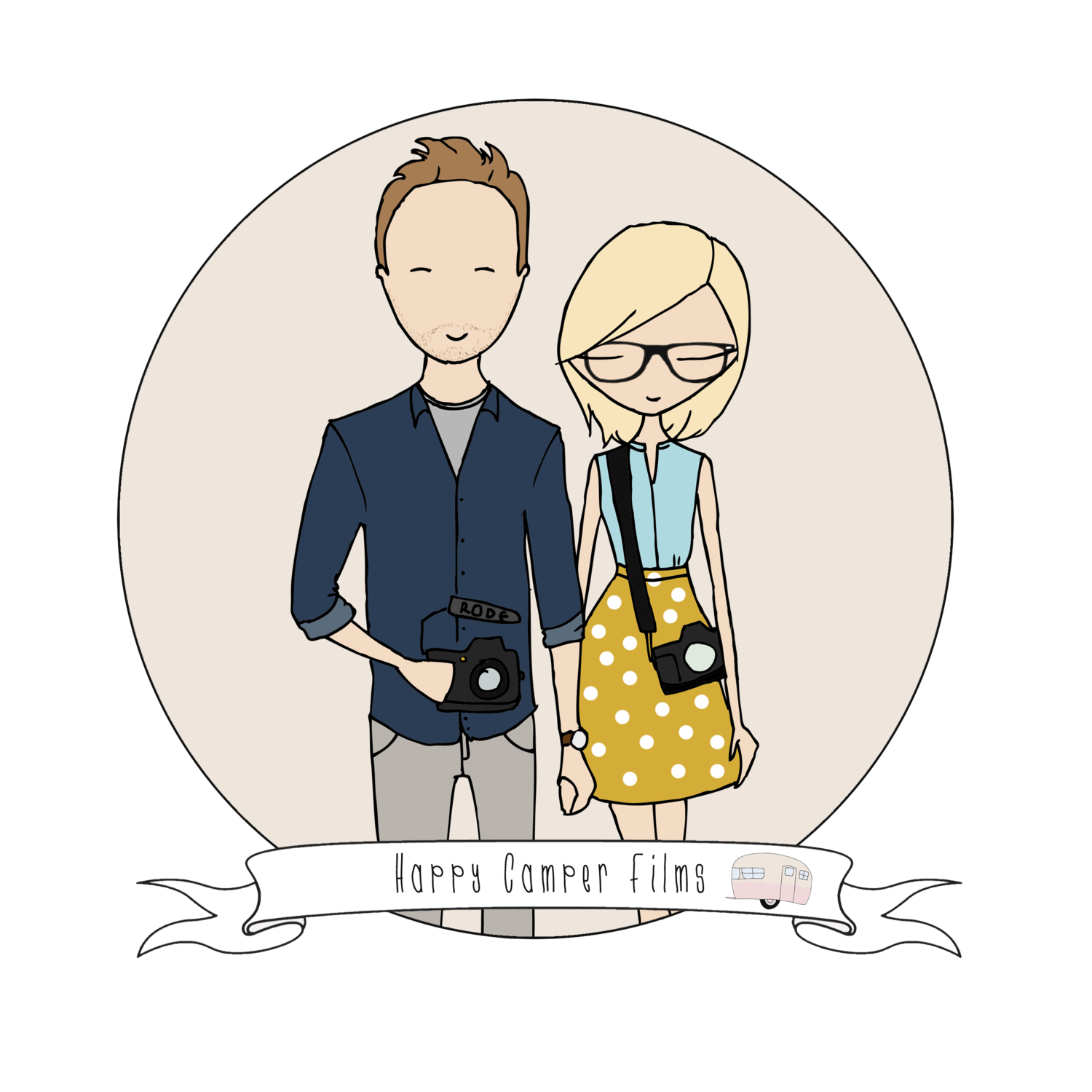 Happy Camper Films - Kentucky and New England Wedding Videos