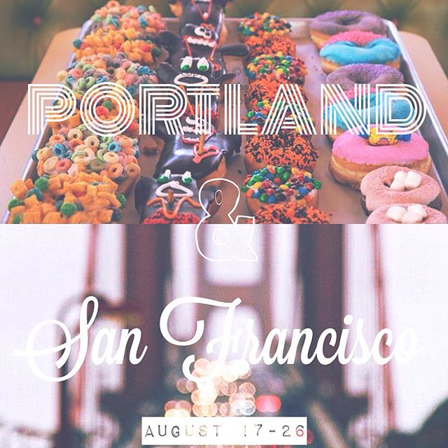 we are currently en route to our first getaway out west! our first stop is San Francisco for a few days & then we are heading a little north to Portland to end our trip! we are so excited to relax before hitting it full-speed for the 14 weddings left in our wedding season! feel free to send us any recommendations you have! 🎉⛵️🚲🌁🌲✈️ | #happycamperfilms #becauseloveisanadventure #blairtravelsnaps #travelers #vscocam #sanfrancisco #portland #husbandandwifeteam