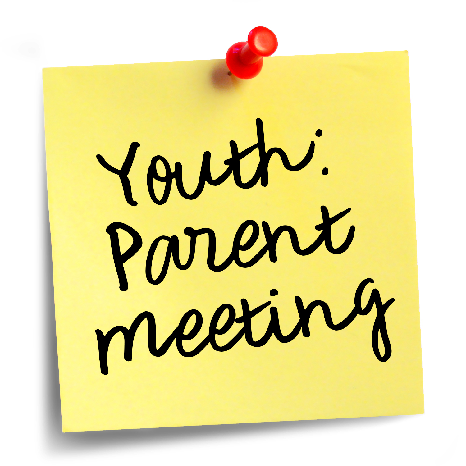 Image result for youth parent meeting