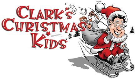 clarks chirstmas kids