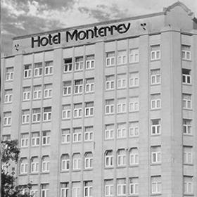 HOTEL MONTERREY MACRO PLAZA Habitación Sencilla $720 Habitación Doble $850 Habitación Triple $980 Habitación Cuádruple $1100 *Incluye Desayuno buffet Clave: Design DECODE Teléfono: (81)8380 6000 Email:info@hotelmonterreymacroplaza.com.mx Página Web