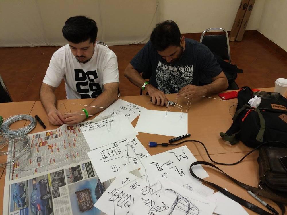 Fronteras Creativas Ricardo Bideau + Vicente Tapia