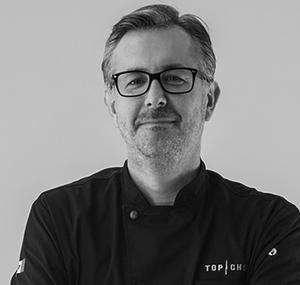 Guillermo González Beristaín  Chef y Empresario Grupo Pangea