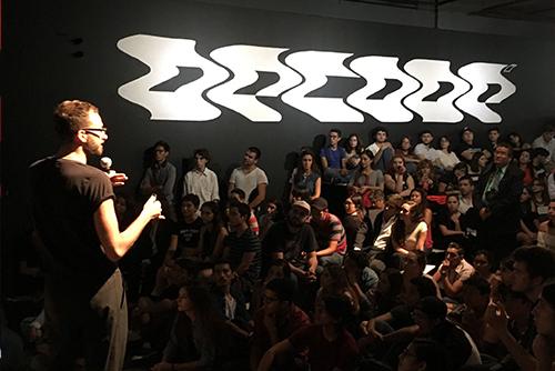 Festival de Diseño DECODE 2016 Nave Generadores, Centro de las Artes Parque Fundidora Monterrey Septiembre 2016