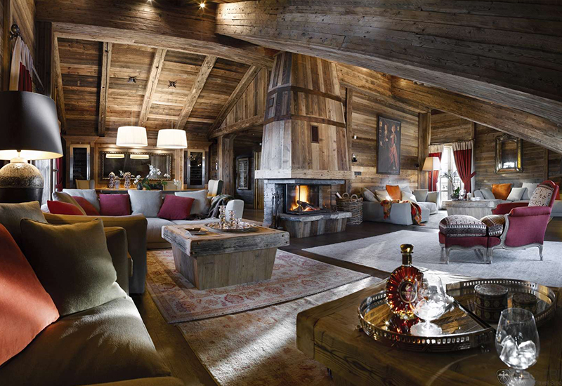 Chalet Ormello - Courchevel