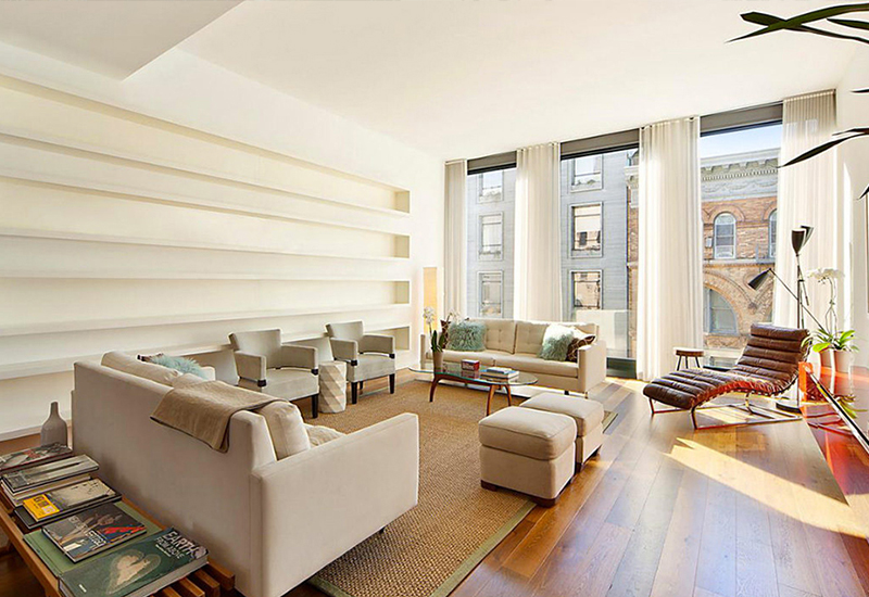 Ricky Martin Lists Luxury NOHO Condo (NYC)