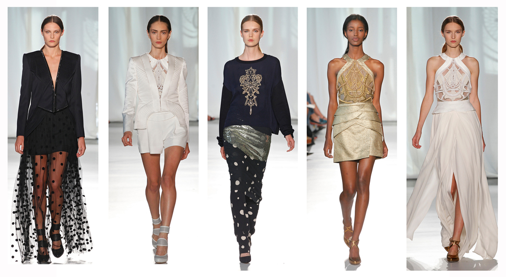Fall 2014 Ready-To-Wear Collection at New York Fashion Week